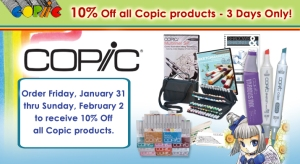 Copic Sale
